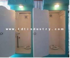 Nhà vệ sinh di động TDT2